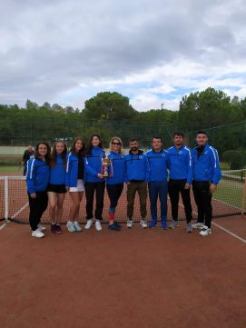 TUSF Tenis 2. Lig Müsabakaları